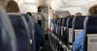 Elegir estos asientos del avión podría salvarte la vida en un accidente