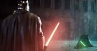 Lo que siempre quisiste ver: Darth Vader, Batman y Superman en el mismo universo