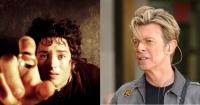 """Este era el papel que Peter Jackson quería para David Bowie en """"El Señor de los Anillos"""""""
