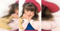 """Así luce la pequeña Dulce María de """"Carita de Ángel"""" a 16 años de su estreno"""