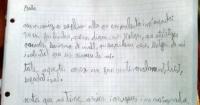 La dramática carta de un niño que era acosado por sus compañeros por pintarse de princesa