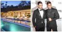 Así es la lujosa casa donde Ricky Martin vivirá junto a sus hijos y su futuro esposo