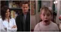 """El genial detalle que une a """"Friends"""" y """"Mi pobre angelito"""" que nadie había notado"""