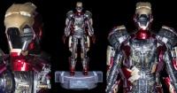 La impresionante pero inútil armadura de Iron Man que cuesta más que tu casa