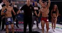 Luchador golpea y deja inconsciente a modelo tras perder una pelea