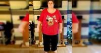 El paso a paso de una mujer que perdió 90 kilos en menos de un año