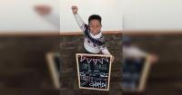 Esperó 832 días para ser adoptado y así reaccionó cuando lo fueron a buscar