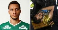 La desgarradora pregunta que hizo uno de los futbolistas sobrevivientes del Chapecoense al salir del coma