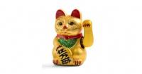 """Muchos tienen este """"gato de la suerte"""" pero pocos saben qué significa el movimiento de su pata"""