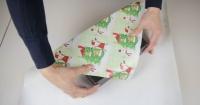 El truco japonés para envolver regalos de navidad en tan solo 1 minuto