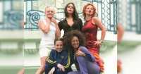 """Ex Spice Girls """"abraza sus imperfecciones"""" con aplaudido desnudo en Instagram"""