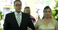 Sacó un arma y disparó contra tres invitados en plena boda