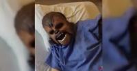 Mujer utiliza máscara de Chewbacca en plena labor de parto y se transforma en viral
