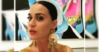 Katy Perry dejó atrás su cabello negro y sorprendió con radical cambio de look