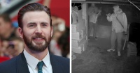 """Actor de Capitán América estaba """"encerrado"""" en un sótano y unos fanáticos lograron liberarlo"""