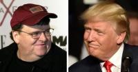 """""""No durará cuatro años"""": La inquietante predicción de Michael Moore sobre lo que pasará con Trump"""