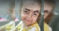 Le dijo a su sobrina que la pintaría como princesa y la reacción de la niña al ver el resultado se volvió viral