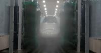 ¡Qué asco! Así queda un tren luego de atravesar el aire contaminado de Pekín