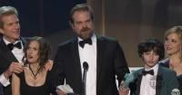 ¿Qué le pasaba? Las extrañas caras de Winona Ryder que sorprendió a todos durante los premios SAG