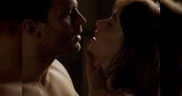 """""""50 sombras más oscuras"""": El peculiar susurro de Jamie Dornan a Dakota Johnson en las escenas de sexo"""