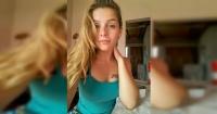 La bella policía argentina que saca suspiros en las redes sociales y que podría llegar a la TV