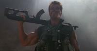 """El """"golpe al mentón"""" con que Arnold Schwarzenegger dejó en el suelo a Trump"""
