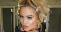 La curiosa forma en que Khloe Kardashian celebró quitarse el apellido de su ex esposo