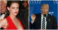 """""""Estaba enamorado de mi novio"""": El mensaje de Kristen Stewart a Trump que no pasó desapercibido"""