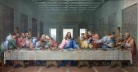 """El mensaje oculto en el cuadro """"La última cena"""" que cambia todo lo que sabías sobre esta pintura"""