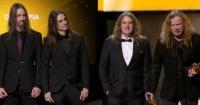 """La respuesta del líder de Megadeth ante el """"mega fail"""" en los Grammy que miles aplaudieron"""
