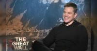 """Matt Damon sorprendió a todos con su """"gran ritmo"""" al interpretar cumbias en español"""