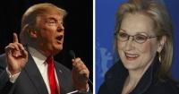 El duro golpe de vuelta que le dio Meryl Streep a Donald Trump