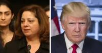 La familia siria que votó por Trump y que ahora sufre las consecuencias de su decisión