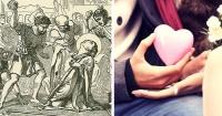 Ni chocolates ni globos: el cruel origen de San Valentín del que nadie habla