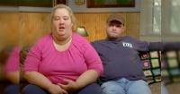 La mamá de Honey Boo Boo perdió más de 100 kilos y esta fue la reacción de su ex esposo al verla