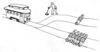 El famoso dilema del tren que te dirá qué tipo de razonamiento tienes
