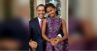 Revelaron el verdadero nombre de una de las hijas de Obama y todos quedaron asombrados en Internet