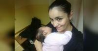 Policía amamantó a un bebé de cuatro meses que fue rechazado por su madre