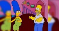 ¿Ves el error en esta foto de Los Simpsons? La imagen que está volviendo locos a todos en Internet