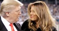 """Melania Trump """"se casó con su padre"""" y esta foto así lo demuestra"""