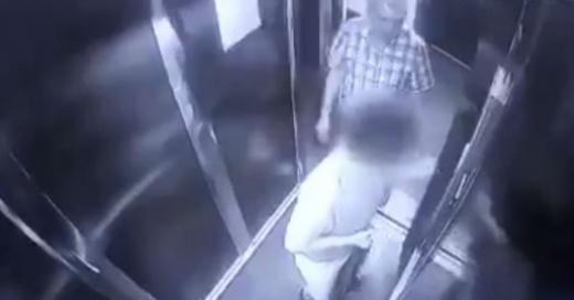 Mamá publicó en Facebook video que muestra a hombre mayor que acosó a su hijo