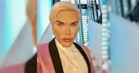 """El atrevido cambio de look del """"Ken Humano"""" que no convenció en la web"""