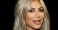 """El nuevo desnudo """"detrás de cámaras"""" de Kim Kardashian que encendió la web"""