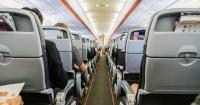 Se enteró en pleno vuelo de que su esposo le fue infiel y causó un aterrizaje de emergencia