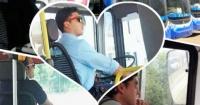 El íntimo regalo que le dejó una pasajera al chofer de un bus y que se hizo viral