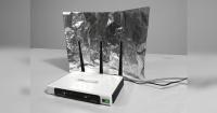 La ciencia lo confirmó: así es como debes usar papel aluminio para mejorar tu señal de Wi-Fi
