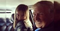 La razón por la que todos los chinos quedaron maravillados con la nieta de Donald Trump
