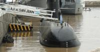 Conmoción en Argentina por submarino desaparecido con 44 tripulantes