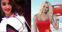 """Camila Andrade encendió Instagram con sensual foto al estilo """"Baywatch"""""""