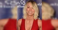 """Así lucía Kaley Cuoco de """"The Big Bang Theory"""" a los 6 años"""